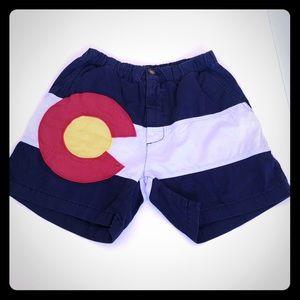 Chubbies Mens Shorts Size Medium